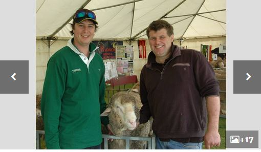 "3e69f3bb614 ... by Quinton McCallum – ""IT was a fine day at the Murray Bridge  Showgrounds as studs converged for the annual Karoonda and Districts Merino  Field Day."""