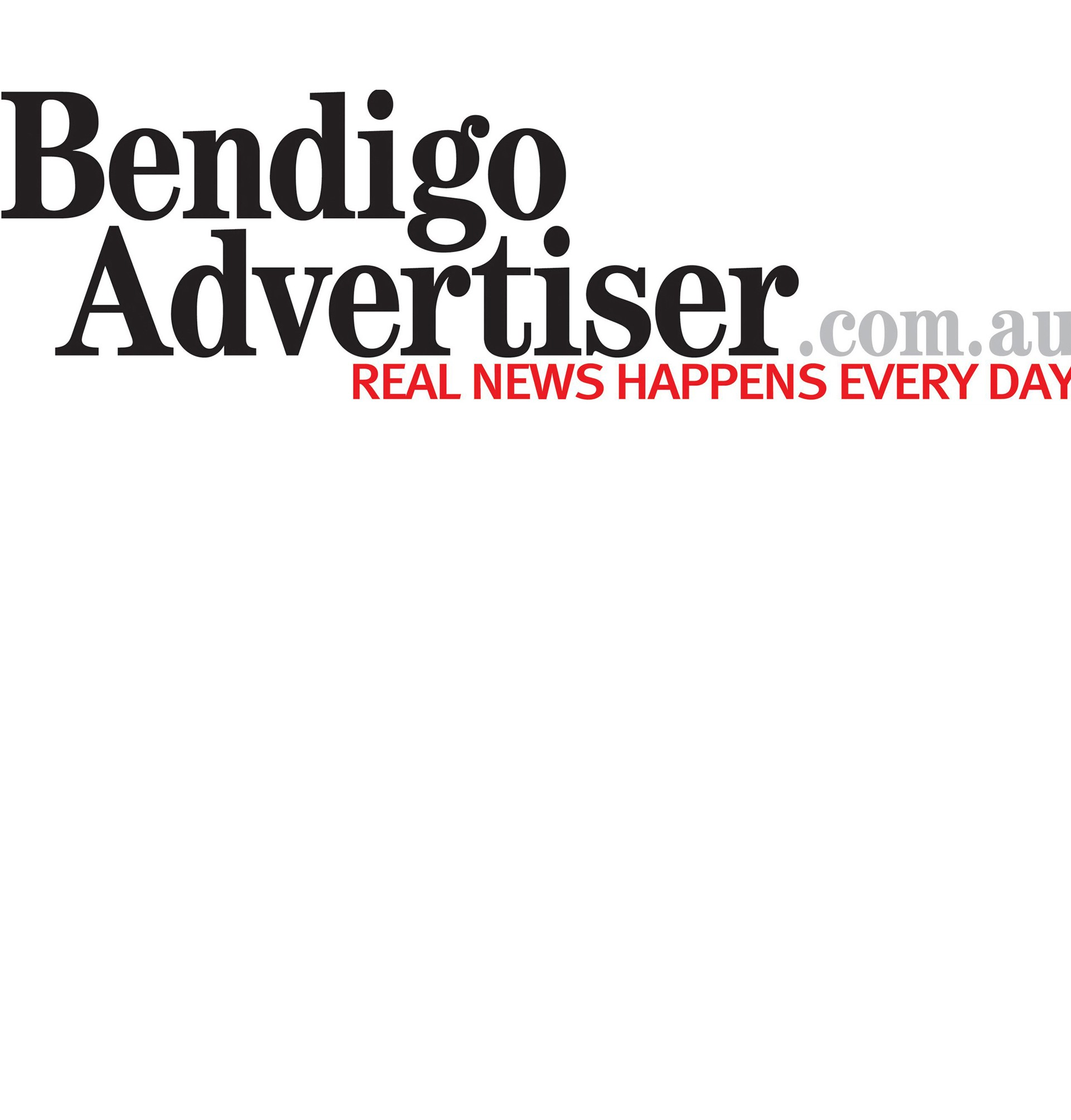 Bendigo Advertiser Masthead