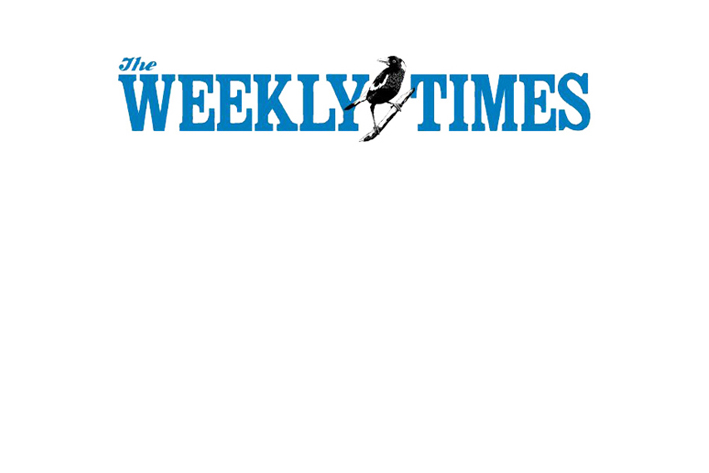 THE WEEKLY TIMES Masthead