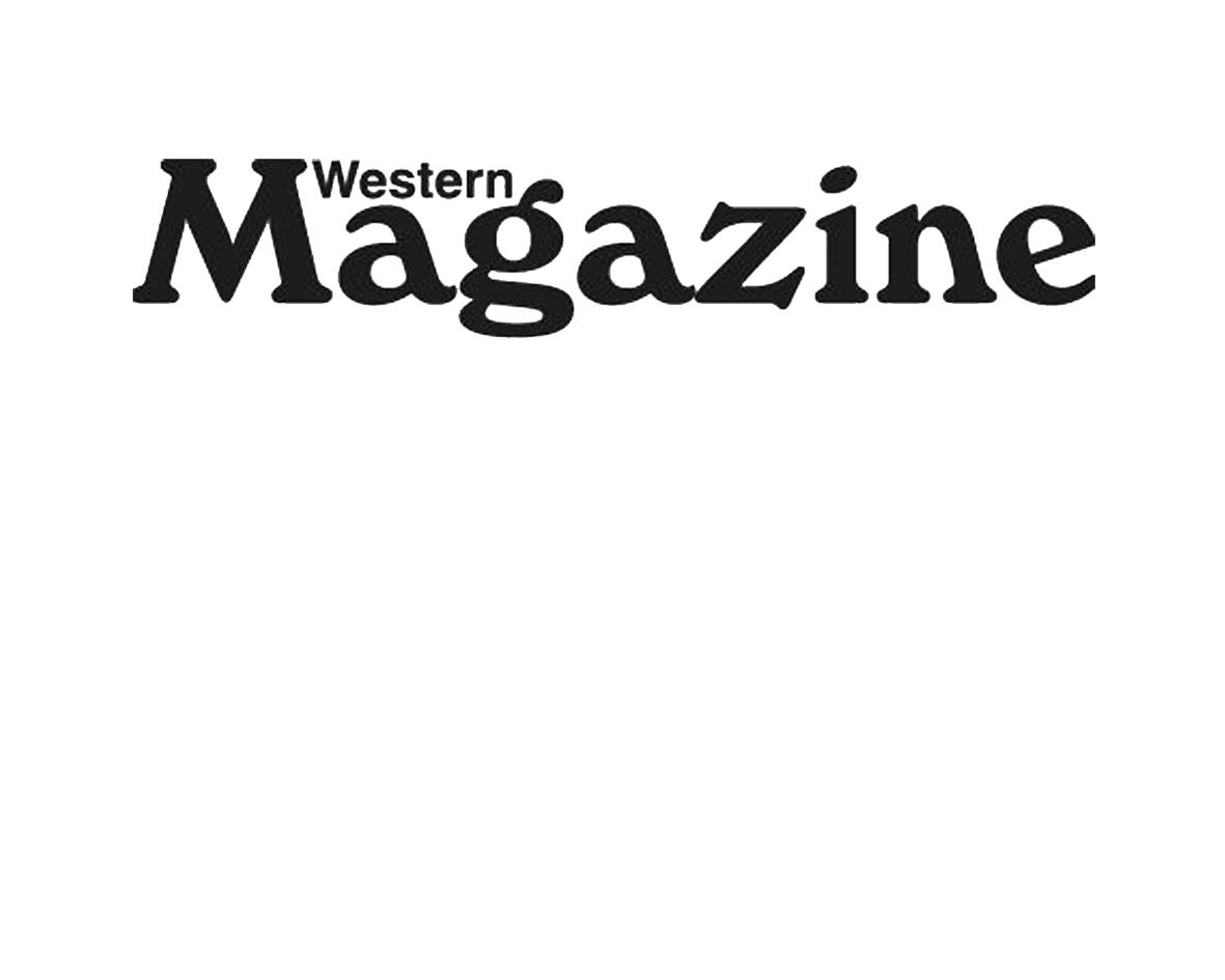 Westerm Magazine Masthead